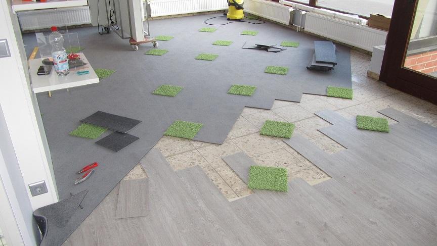 Bodenbeläge Raumgestaltung Reeh