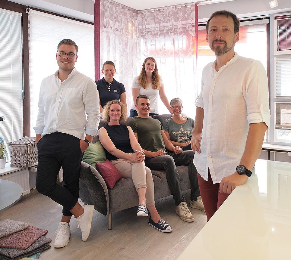 Reeh Niemann Raumgestaltung Barsinghausen - Teamfoto